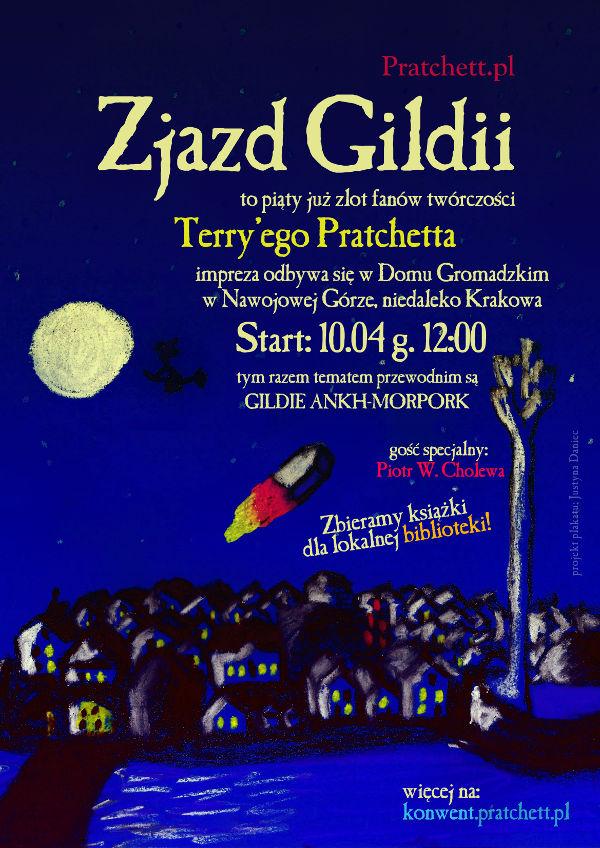 Plakat Zjazd Gildii